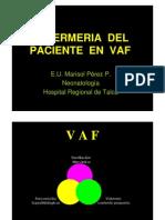 Enfermeria y VAFO