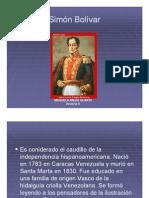 Unidad 3 Simón Bolivar - Manuela Mejía Guarín
