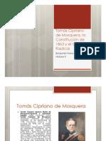 Unidad 3 Tomás Cipriano de Mosquera y el Olimpo Radical - Bemjamín Ferrer