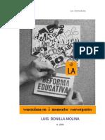 La Reforma Educativa en 5 Momentos Convergentes
