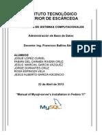 Manual de instalación de mysql mysql...INGLES.docx