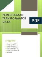 Presentation TRAFO dAYA