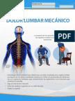 Dolor Lumbar Mecanico