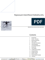 Rajasooyam Resorts Island Project