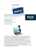 Hacking Facebook 1.02