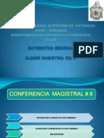Magistral No. 6