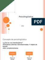 Psicolingüística_definición y contexto histórico
