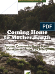 Coming Home to Mother Earth