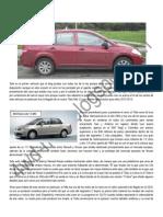 Prueba Nissan Tiida MiiO 1.8 Mecánico