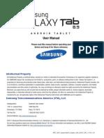 ATT SGH-i957 P5 English User Manual