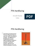 PTA Hardfacing