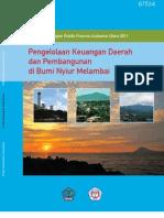 Analisis Keuangan Publik Provinsi Sulawesi Utara 2011