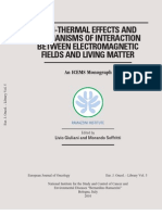 NON-THERMAL EFFECTS AND
