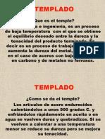 TEMPLADO DELACERO