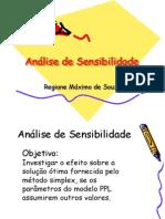 Anlise de Sensibilidade_1