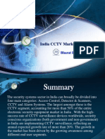 India CCTV Market Outlook 2016