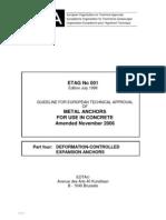ETAG001-Part4 Amendment 06-11-24