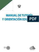14420839 Manual de Tutoria y Orientacion Educativa
