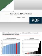 Iniciativa de Reforma Financiera, propuesto por Enrique Peña Nieto