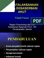 Kuliah Asma Akut 2009