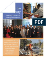 OCTA Diversity Outreach Overview