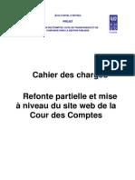 Modernisation Site Web Cour Des Comptes