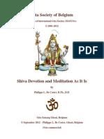 Shiva Meditation