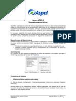 Nuevas Funciones y Caracteristicas de Aspel-NOI 5.0