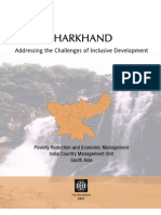 Jharkhand World BanK Report