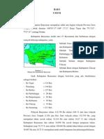 Buku Laporan Sistem Informasi Profil Daerah Semester I Tahun 2010 (1)
