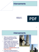 Adensamento_ Aulas_1_2