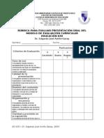 rúbrica evaluar presentación oral.doc