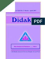 Didakhe - March_April, 2013.pdf