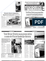 Versión impresa del periódico El mexiquense 24 abril 2013