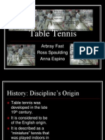 pE Table Tennis