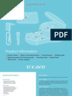 Procare eCare PC-7189