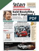 Journal EL WATAN Du 24.04.2013