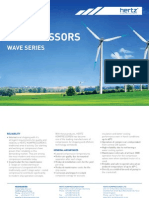 Hert-Kompressoren Marine Compressor Wave Series