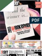 The Weekender 04-24-2013