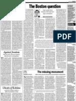 Indian Express Pune 23 April 2013 10