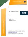 Eurobarometer 2011 Internal Security