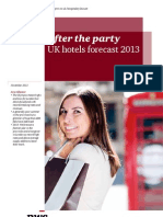 Hotels Forecast UK