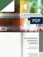 La electroestimulación. Entrenamiento y periodización