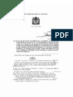 Bank of Tanzania Act 1965