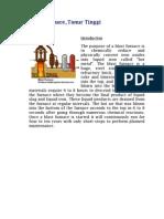 Blast Furnace_Material Teknik