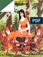 ALBA CA ZAPADA - Fratii Grimm (Ilustratii de Iacob Desideriu, 1982)