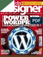 Web Designer power up wordpress