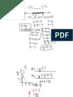 compound inequalities problem
