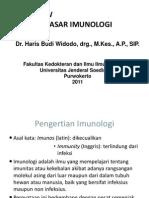 Pendahuluan Imunologi Farmasi 2011.ppt