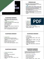 2. Klasifikasi Avertebrata